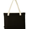 Backside of tote