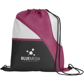 Vivid Drawstring Backpack