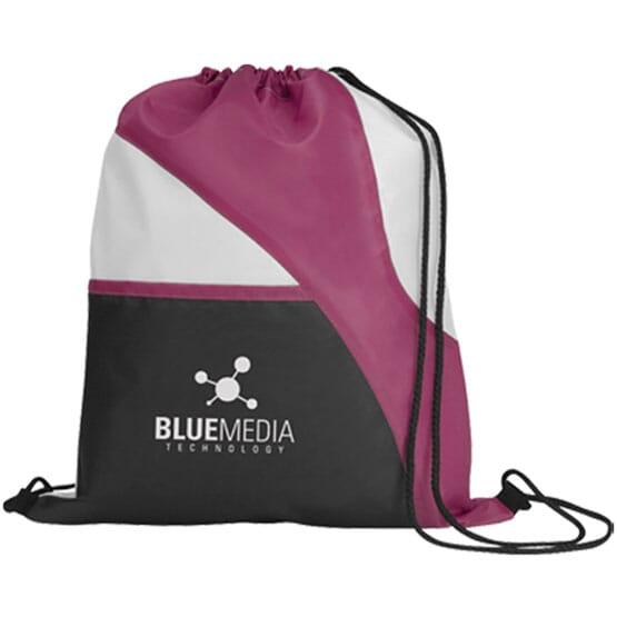 Vivid Drawstring Backpack