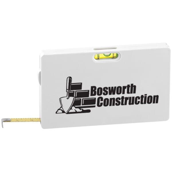 Leveler Business Card Tape Measure