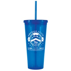 22 oz Thirst Buster Travel Cup