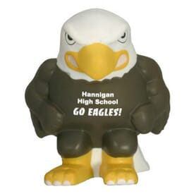 Eagle Mascot Stress Reliever