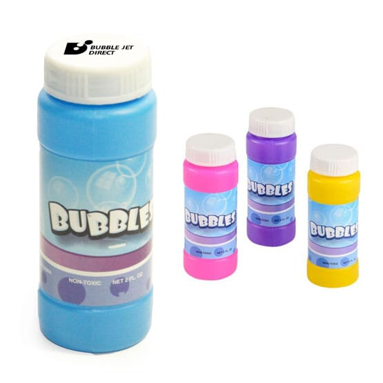 2 oz Bubble Bottles