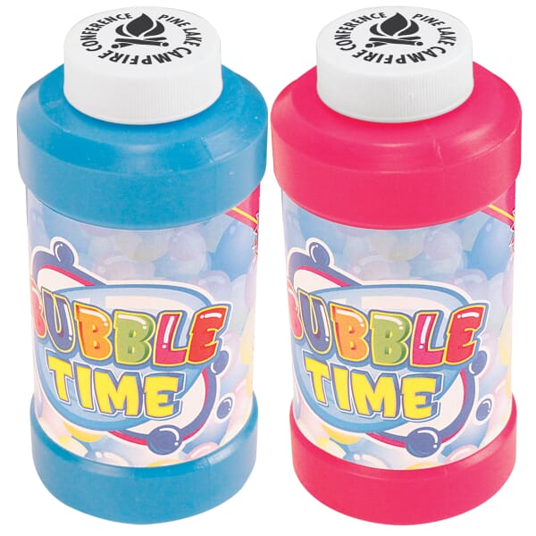 8 oz Bubble Bottles