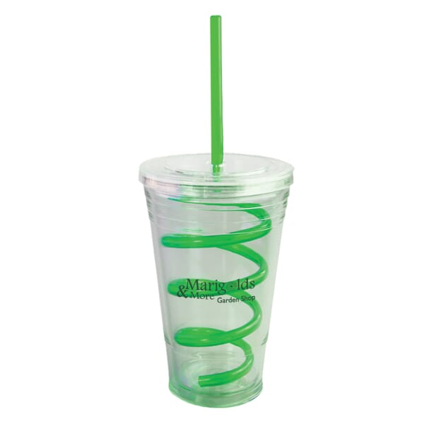 16 oz Partytime Travel Cup