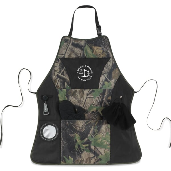 Gourmet Grillers Apron Set