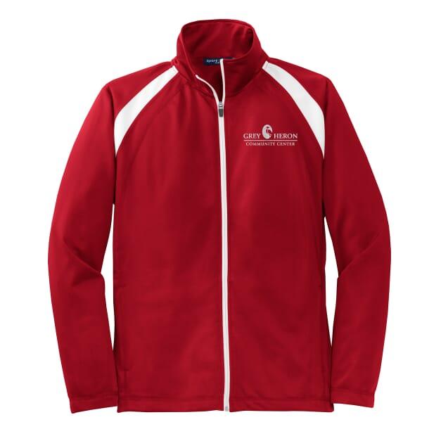 Sport-Tek® Adult Track Jacket - Men's