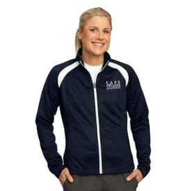 Sport-Tek® Adult Track Jacket — Ladies'