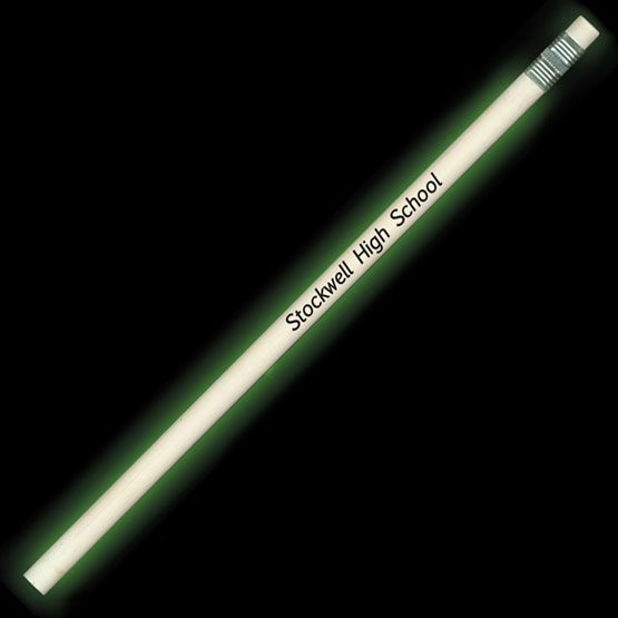 Glow in the Dark Pencil Halloween Giveaway