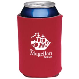 Promotional Can Coolers with Custom Logo