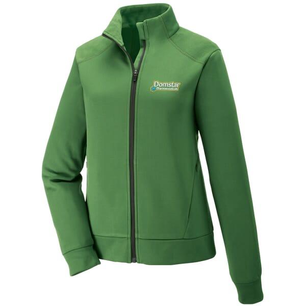 Evoke Bonded Fleece Jacket-Ladies'