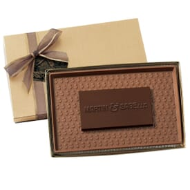 Two - Toned Chocolate Block – 8 oz.