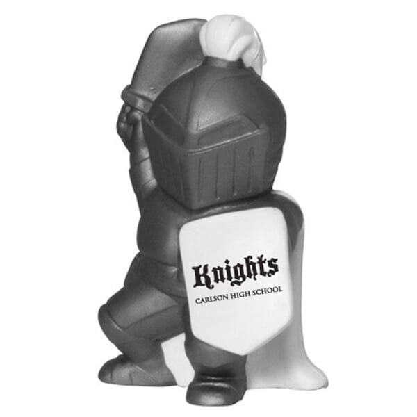 Knight Mascot Stress Reliever