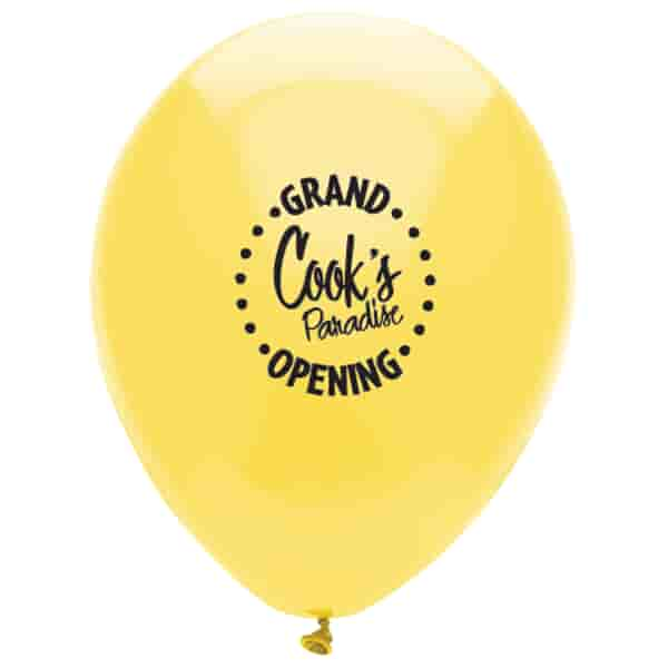"""9"""" AdRite™ Balloons- Specialty Colors"""
