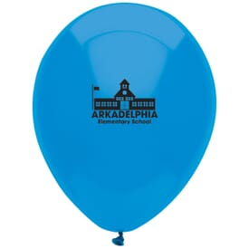 "11"" AdRite™ Balloons- Basic Colors"
