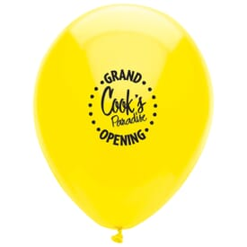 "11"" AdRite™ Balloons- Specialty Colors"