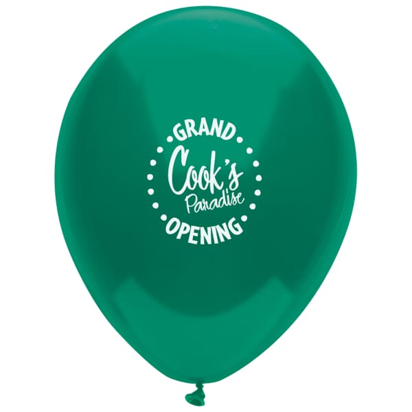 """11"""" AdRite™ Balloons- Specialty Colors"""