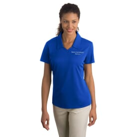 Nike® Dri-FIT Micro Pique Polo — Ladies'