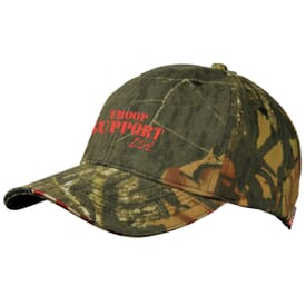 Stars & Stripes Camo Hat
