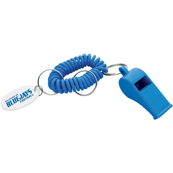 Wrist Coils With Whistle