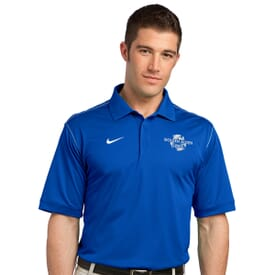 Nike® Dri-FIT Swoosh Polo - Men's
