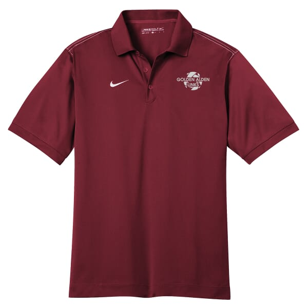 Nike® Dri-FIT Swoosh Polo - Men's