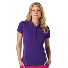 Nike® Dri-FIT Swoosh Polo - Ladies'