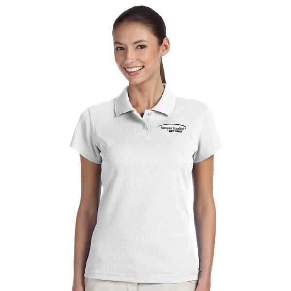 adidas® Golf ClimaLite® Tour Polo - Ladies'