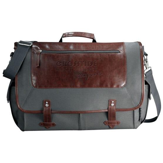 Vintage Explorer Shoulder Bag
