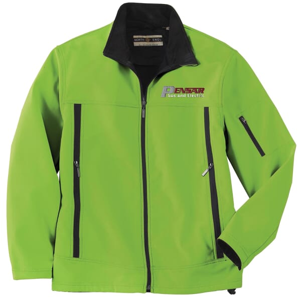 North End® 3-Layer Soft Shell - Men's