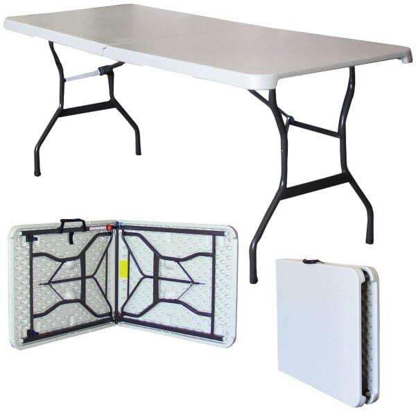 On-The-Go Portable Folding Table