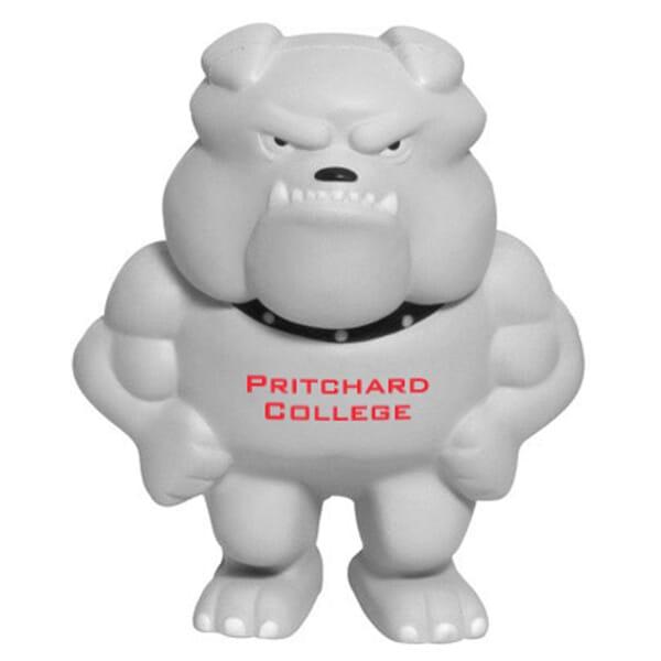 Bulldog Mascot Stress Reliever