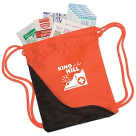 Mini Drawstring First Aid Kit