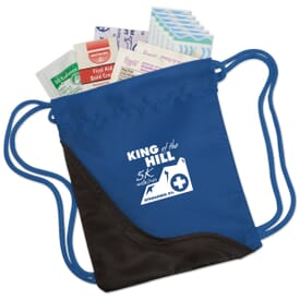 Promotional First Aid Giveaways with Custom Logo