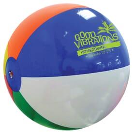 """24"""" Multi-Colored Beach Ball"""