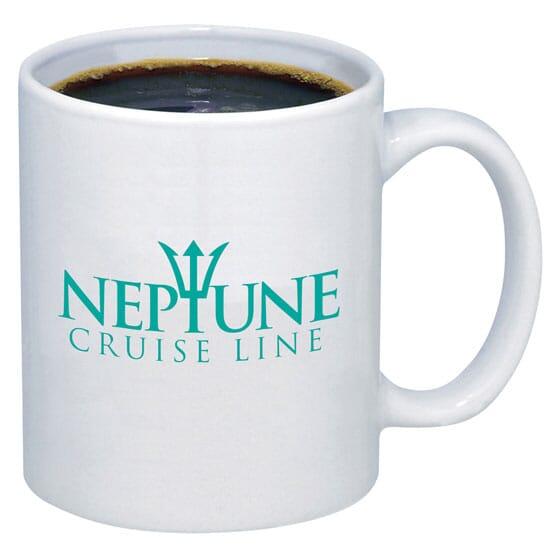 Inexpensive ceramic mug