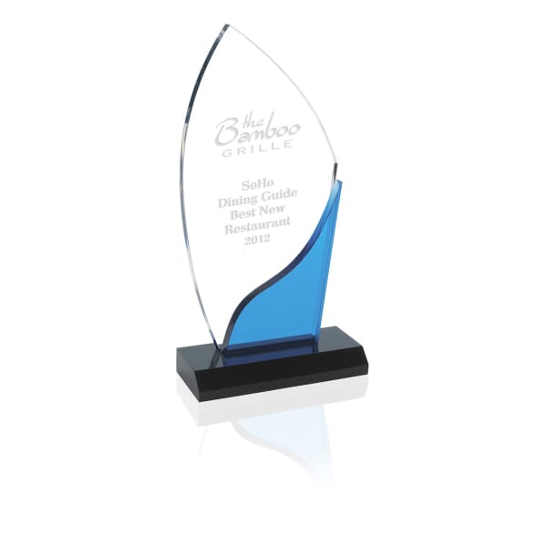 Blue Accent Award