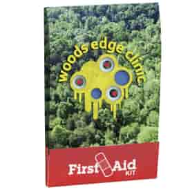 Pocket First Aid Kit - Full Color