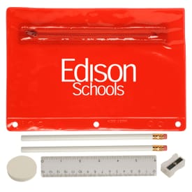 Translucent Deluxe School Kit