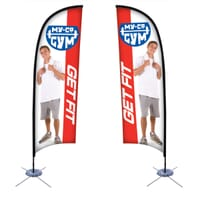 Promotional Tents - Custom Trade Show Banners & Signs