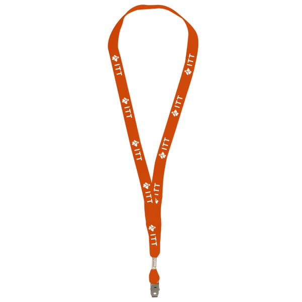 "5/8"" One Ply Cotton Lanyard"
