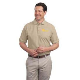 Port Authority® Silk Touch™ Sport Shirt - Men's
