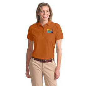 Port Authority® Silk Touch™ Sport Shirt - Ladies