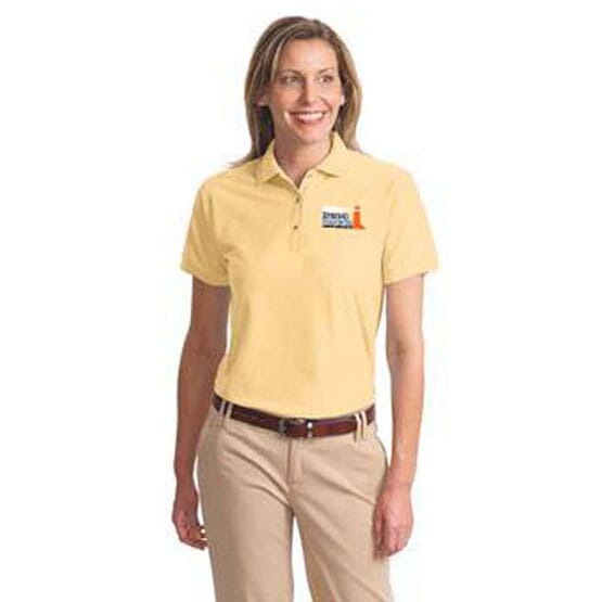 Port Authority® Silk Touch™ Sport Shirt - Ladies