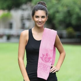 Fitness Towel W/ Cleen Freek®