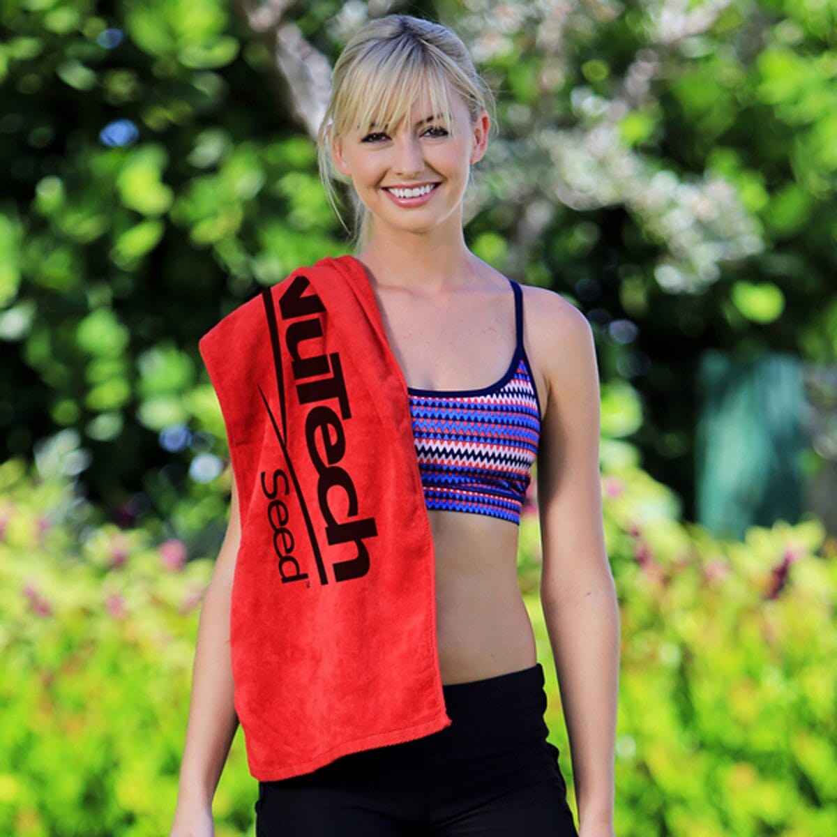 Fitness Towel W/ Cleen Freek®