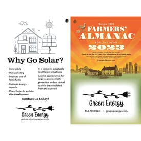Farmers' Almanac 2020 - Black