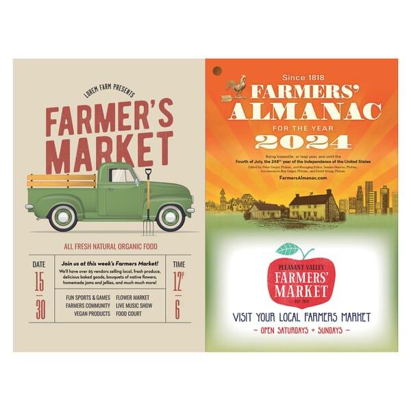 Farmers' Almanac 2020 - Full Color