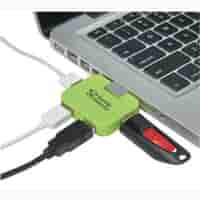 Custom USB Hubs & Promotional Chargers with Logo