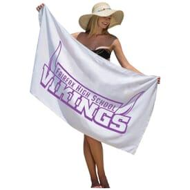 Best Value Promotional Beach Towel